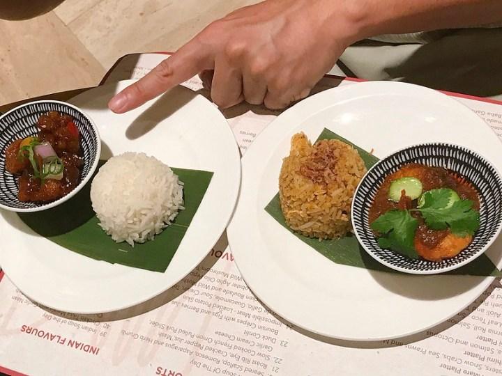 55 Dishes Buffet at Conrad Centennial Singapore
