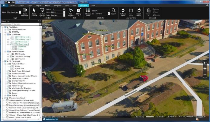 Working with Skyline TerraExplorer Pro 7.2 full