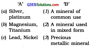 GSEB Solutions Class 10 Social Science Chapter 12 India Minerals and Energy Resources 2