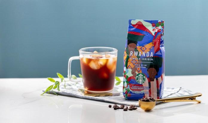 香港星巴克 Starbucks_Rwanda Blonde Roast