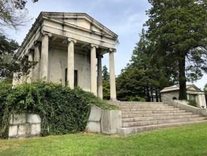 Milbank Mausoleum 8