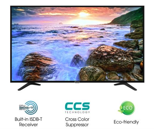 Hisense 43-inch ISDB-T TV 43E5100 1