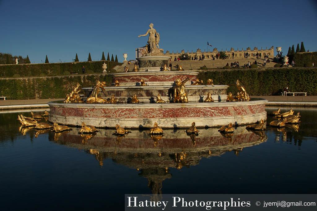 Chateau de Versailles Jardins-201809-0463