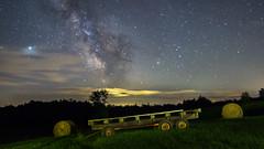Light show on the prairie