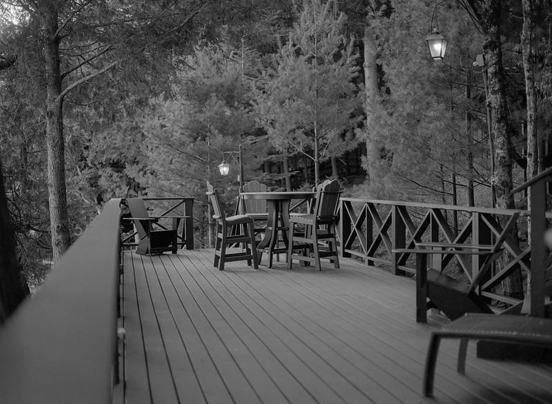 Deck, Early Evening