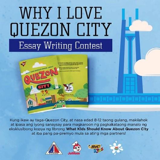 What Kids Should Know About Quezon City Essay Writing Contest