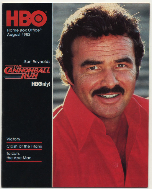 HBO August 1982
