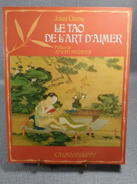 Le Tao De L'art D'aimer : l'art, d'aimer, L'art, D'aimer, Librairie, Ancienne, Cluny