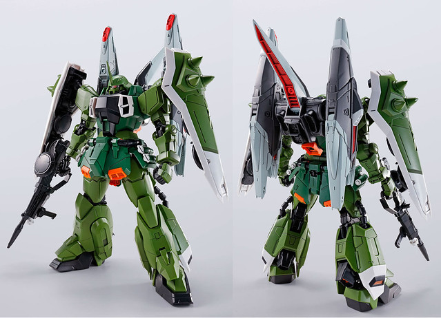 MG 1/100 瞬發型薩克幽靈/薩克戰士 新規造型再現瞬發型背包!【PB限定】 | 玩具人Toy People News