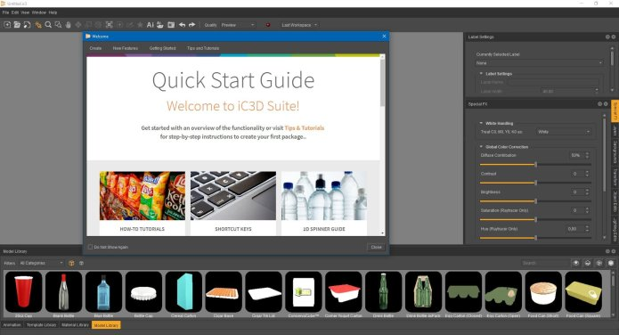 Working with Creative Edge Software iC3D Suite 6.1.0 full