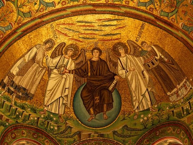 Ravenna, Basilica di San Vitale 08