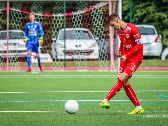 FC Chamalières - Les Herbiers (20-21)