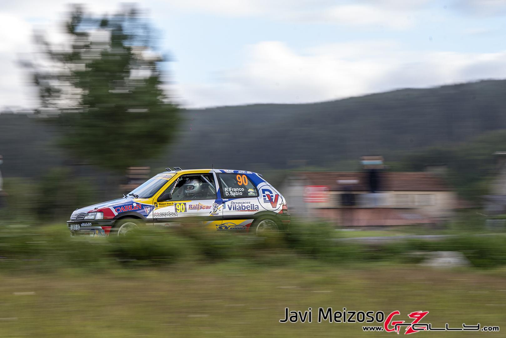 Rally de Ferrol 2020 - Javi Meizoso