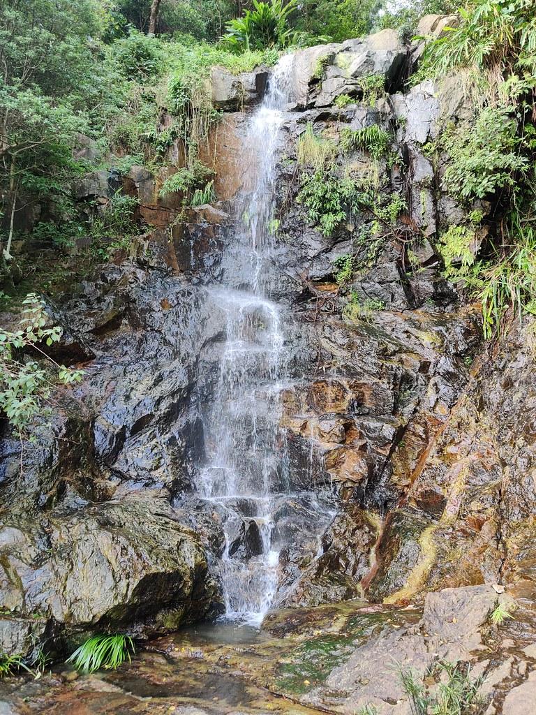 Waterfall Victoria Peak
