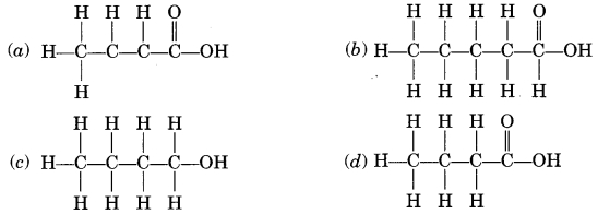 MCQ Questions for Class 10 Science Chapter 4 Carbon and Its Compounds with Answers 1