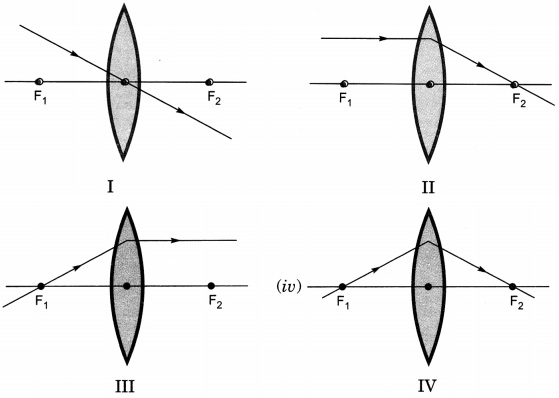 MCQ Questions for Class 10 Science Chapter 10 Light Reflection and Refraction with Answers 1
