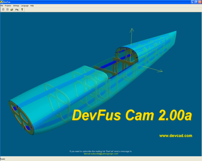 Working with devfus cam 2.00a full license