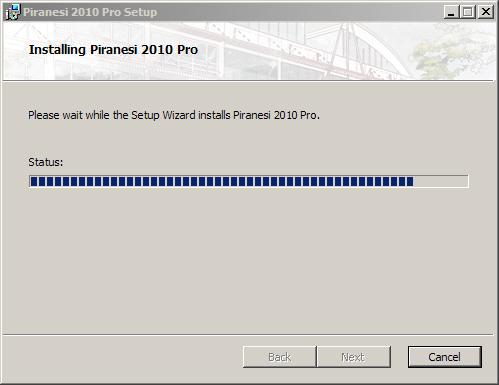 install Piranesi 2010 Pro v6.0.0.3672