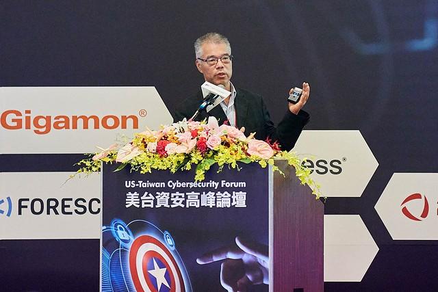 永豐金控副總經理暨資安長,以及東吳大學兼任助理教授李相臣