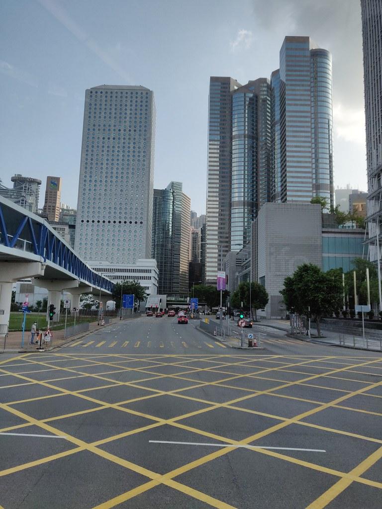 High Rises Hong Kong