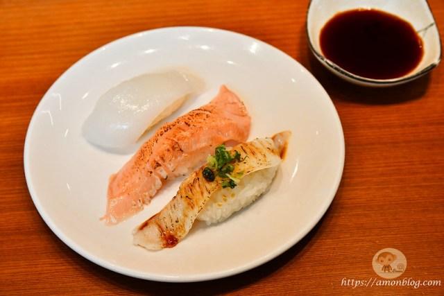 花亭壽司, 嘉義壽司推薦, 嘉義平價壽司, 花亭壽司生魚片