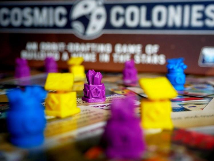 COSMIC COLONIES RECURSOS