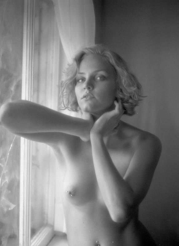 Anya Kay, Window Portrait