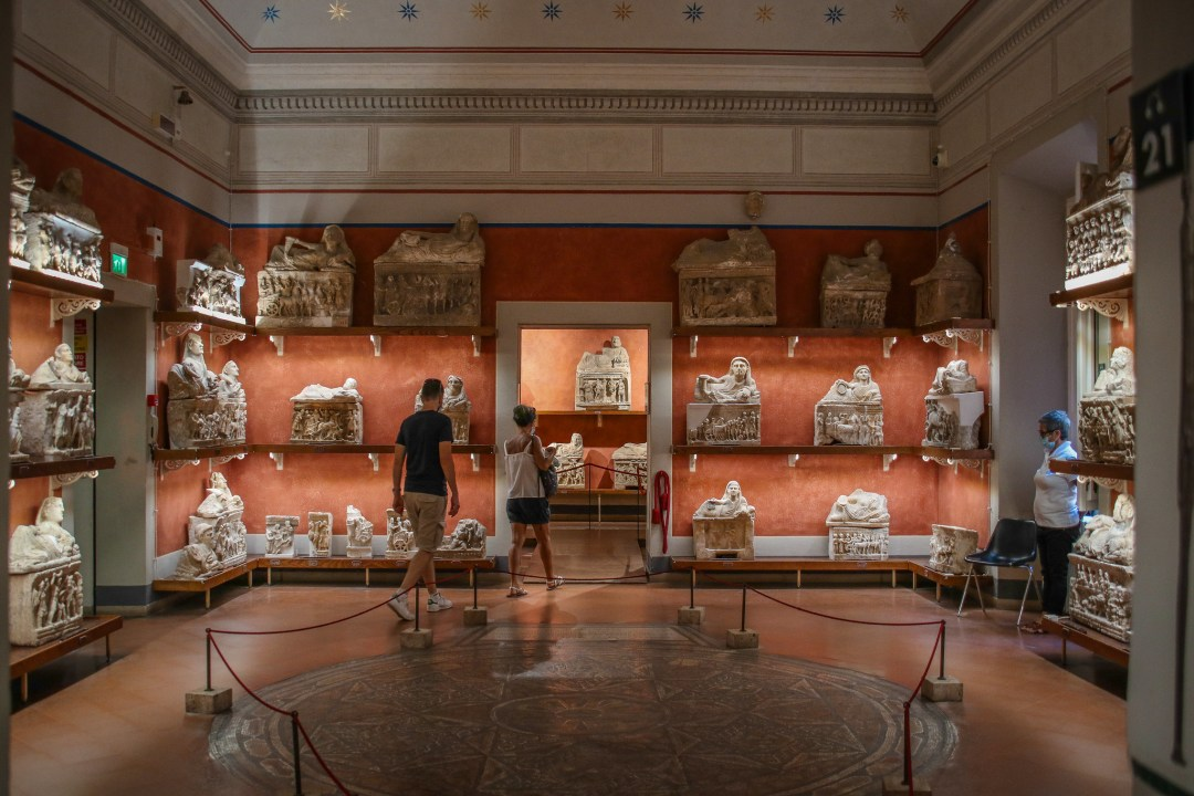 Museo Etrusco di Volterra