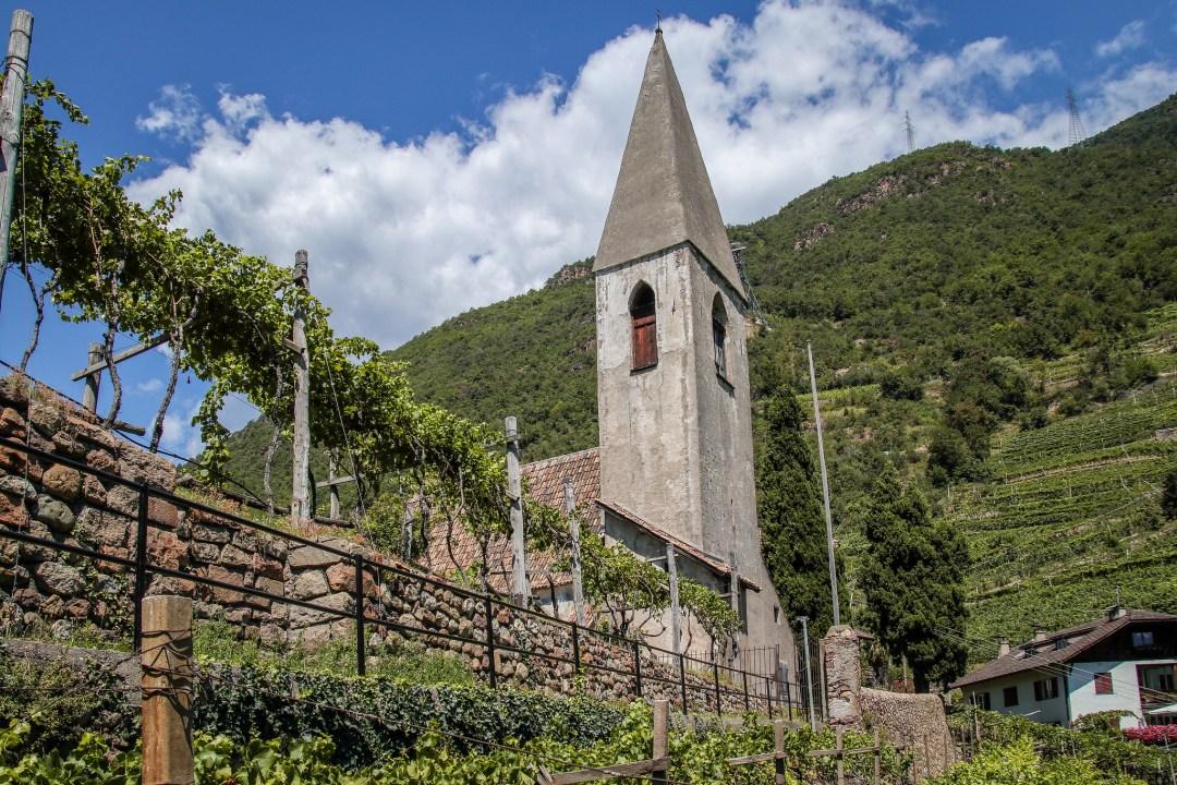 Chiesa di Santa Maddalena, Bolzano