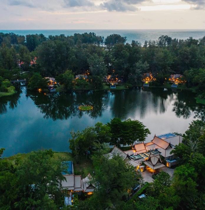 Banyan Tree Phuket, Thailand 悅榕集團