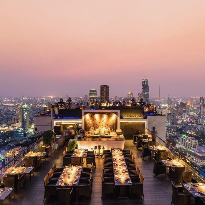 Banyan Tree Bangkok, Thailand