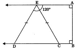 MCQ Questions for Class 9 Maths Chapter 7 Triangles with Answers 4
