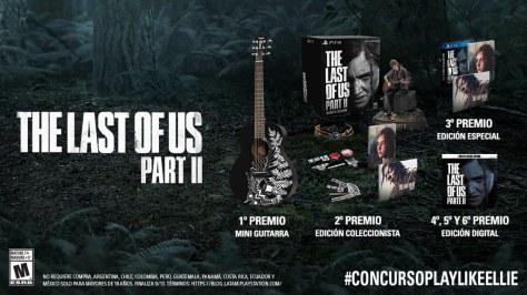 PLAY LIKE ELLIE: CONCURSO DE COVERS DE THE LAST OF US PART2 Y PLAYSTATION