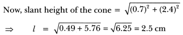 Surface Areas and Volumes Class 10 Extra Questions Maths Chapter 13 with Solutions Answers 54