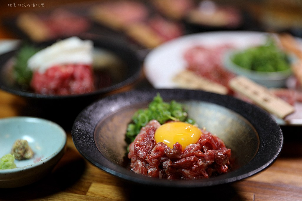 三樵炭火燒肉鹿兒島和牛新鮮直送日本師父手切臺北和牛燒烤133 | 羽諾 諾咪 | Flickr