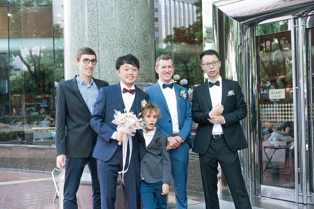 台中長榮桂冠婚攝