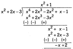 Polynomials Class 9 Extra Questions Maths Chapter 2 with Solutions Answers 9