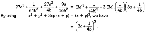 Polynomials Class 9 Extra Questions Maths Chapter 2 with Solutions Answers 3