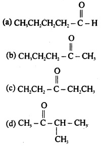 MCQ Questions for Class 12 Chemistry Chapter 12 Aldehydes, Ketones and Carboxylic Acids with Answers 9