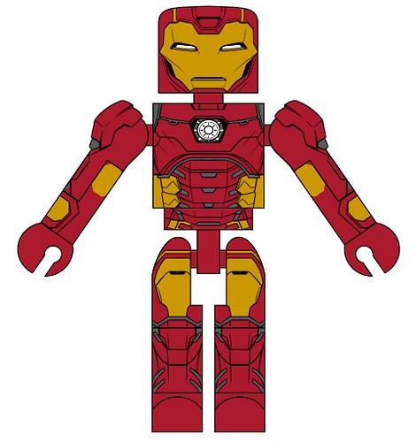 Marvel's Avengers (Square Enix) - Iron Man