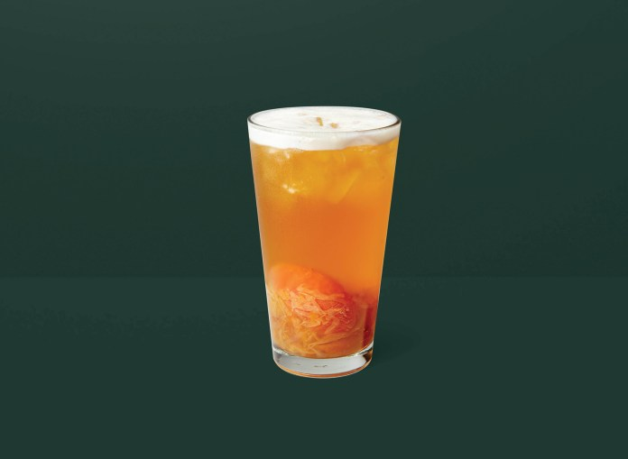 港澳星巴克 Starbucks_Very Ruby Grapefruit & Honey Black Tea