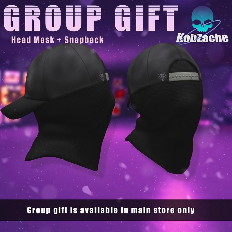 [KobZache] Mask + Snapback