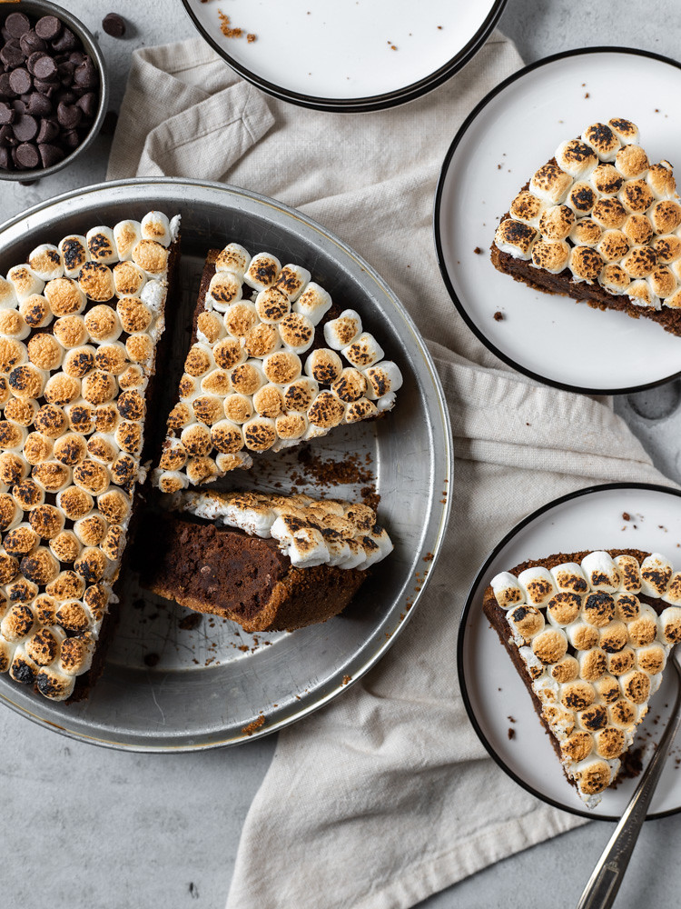 S'mores Brownie Pie BLOG (9 of 9)