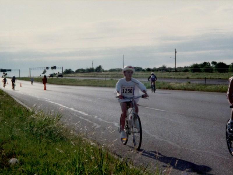 Iron Kids Triathlon