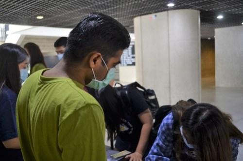 元智國際新生入學來報道 當全球各國聚在元智大學 (5)