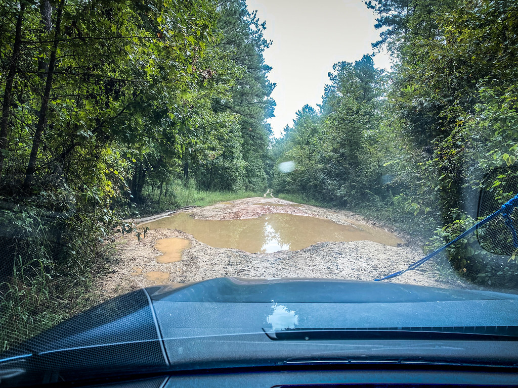 Laurel Hill Landing and Access Road