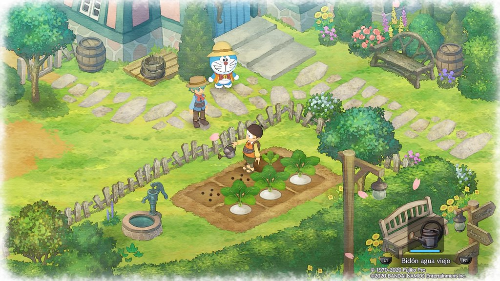 DORAEMON STORY OF SEASONS_20200907015828