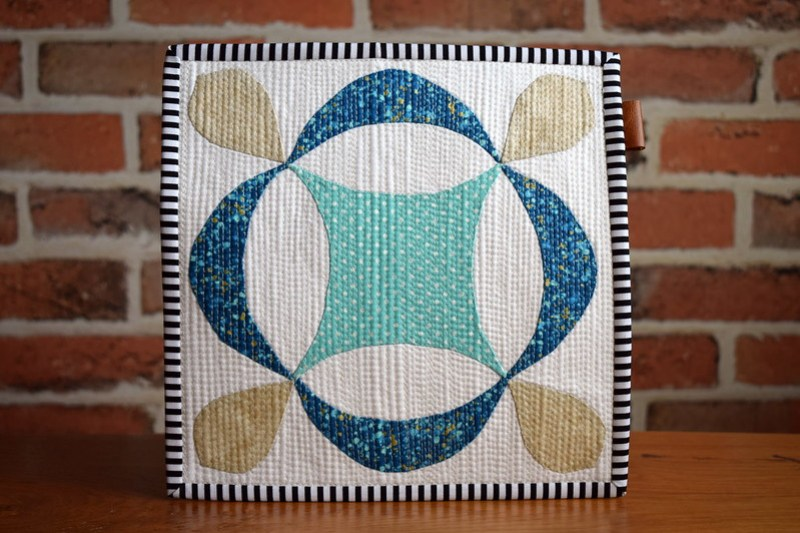 Friendship Reel Candle Mat