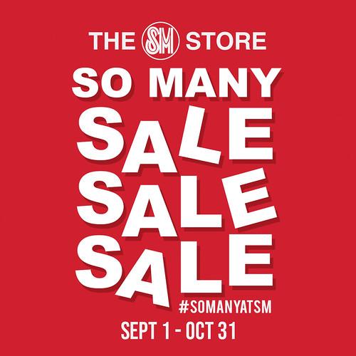 SM So Many Sale