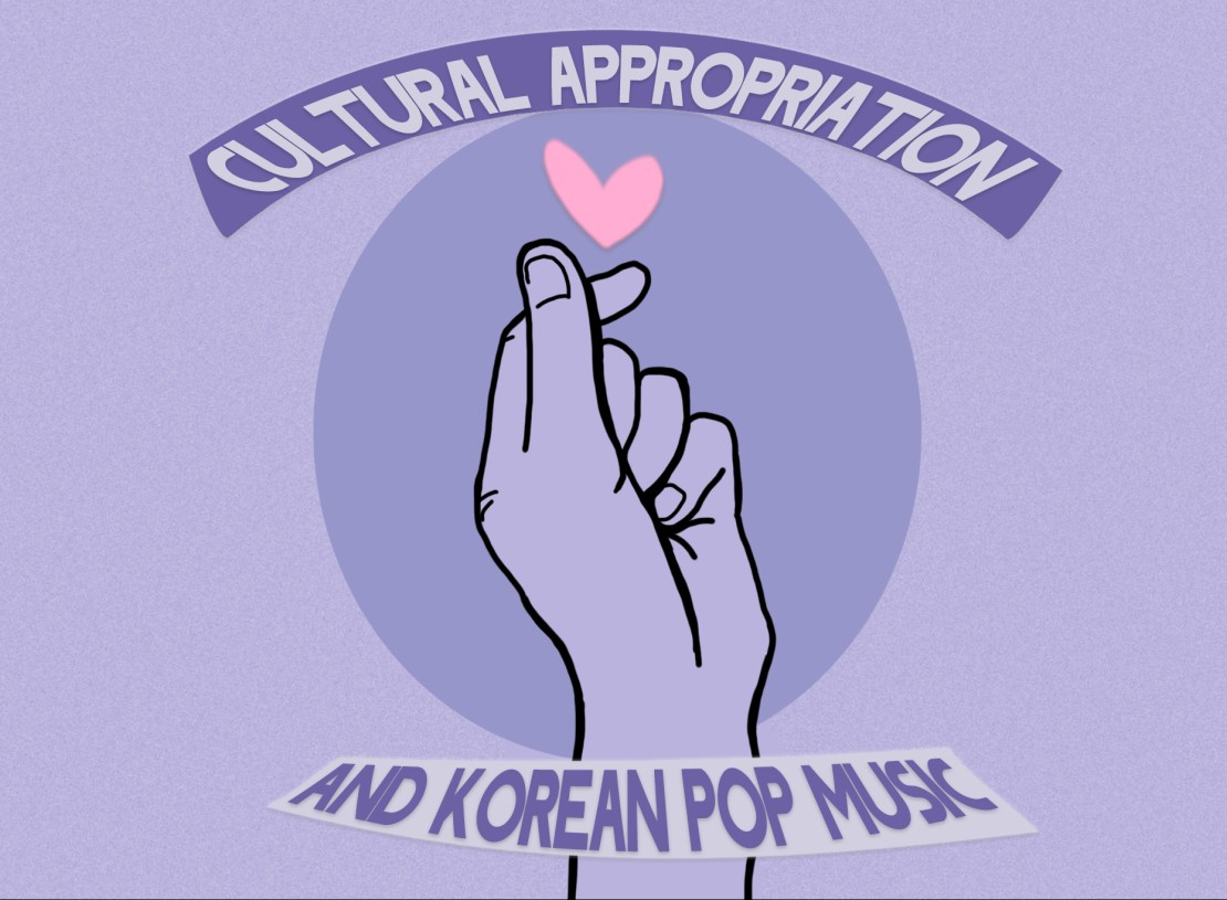 Cultural appropriation in korean pop music